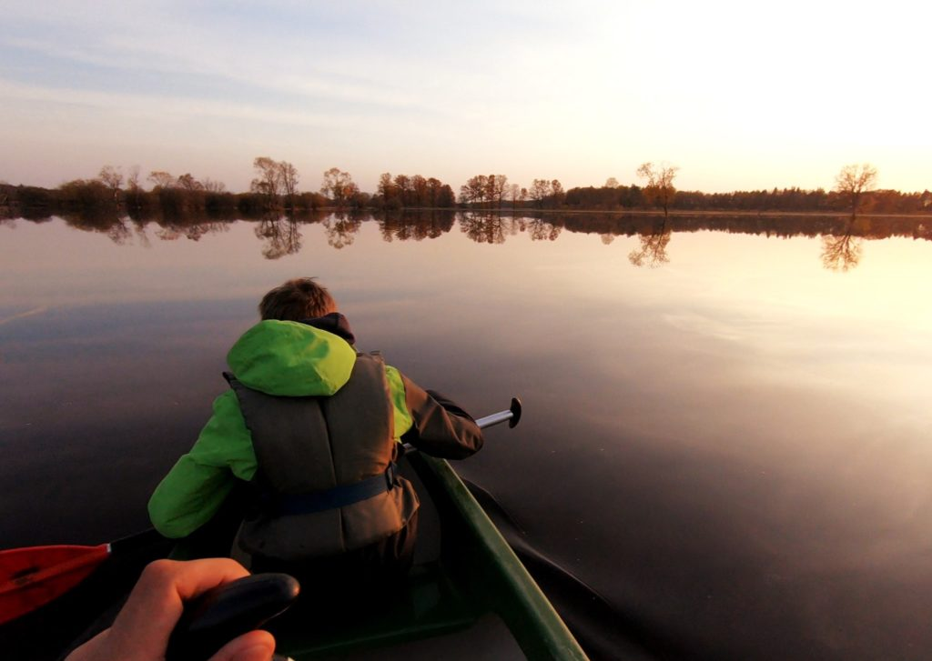 Canoe trips Fifth Season in Soomaa national park